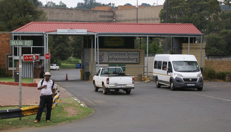 Photo of Johannesburg Medium B prison