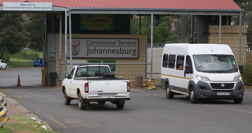 Photo of Johannesburg Prison