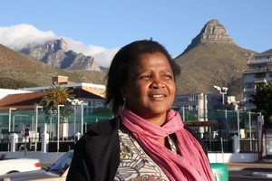 Photo of Thandeka Sisusa