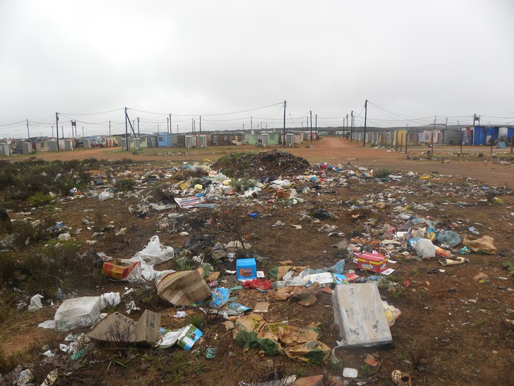 Photo of dumpsite