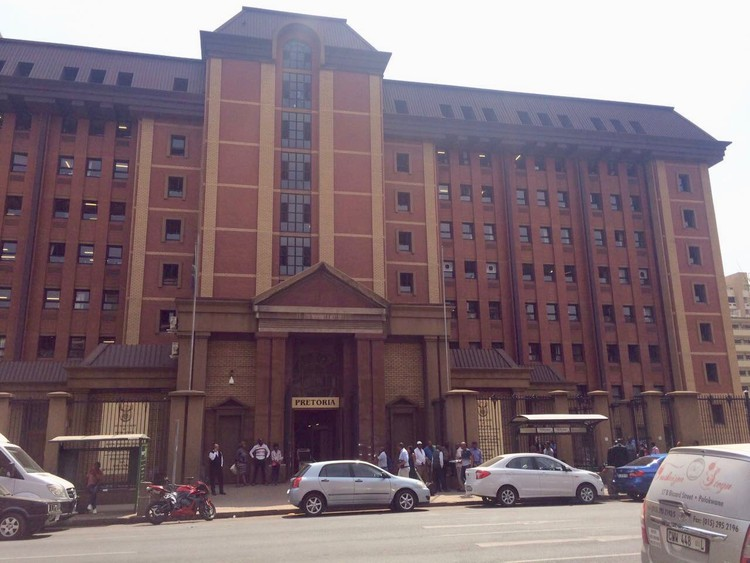 Photo of Pretoria High Court