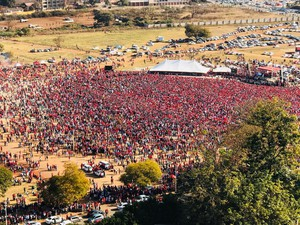 Photo of MDC Alliance rally