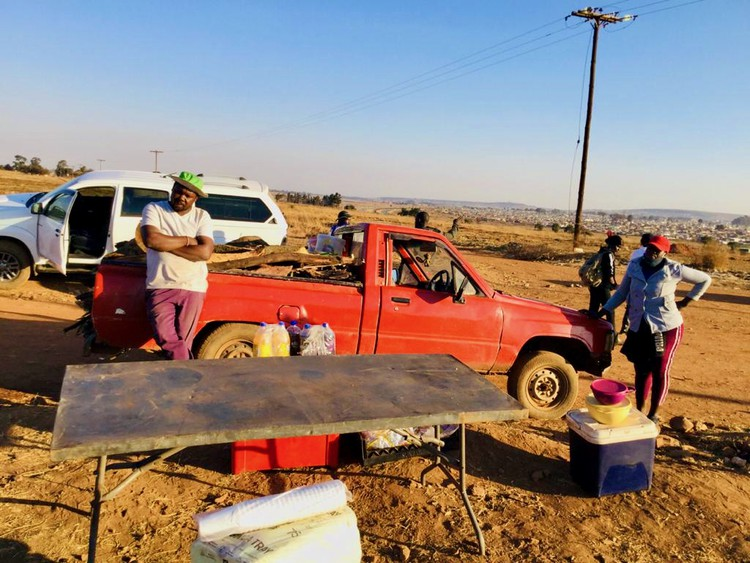 Land occupation in Midvaal the work of a criminal syndicate, says City