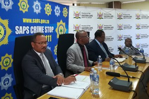 Photo of press conference