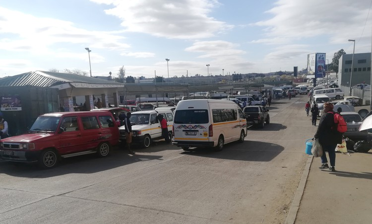 Photo of Jubhill taxi rank in Mthatha