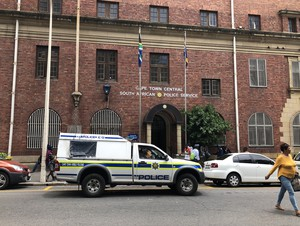 Cape Town Central Police Station