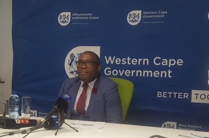 Photo of Bonginkosi Madikizela