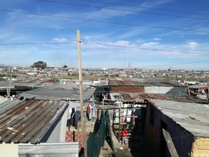 Photo of RR Section Khayelitsha