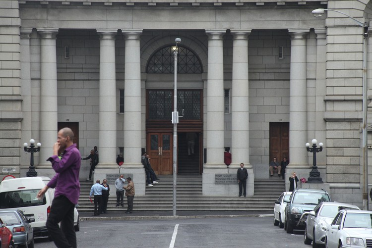Photo of Western Cape High Court
