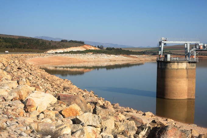 Photo of Theewaterskloof Dam June 2016