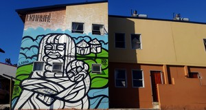 Cape Town's iconic murals