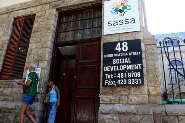 Photo of SASSA offices in Cape Town