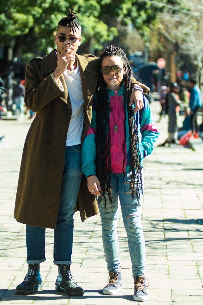 Check Out Cape Town S Hip Street Style Groundup