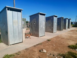 Photo of toilets