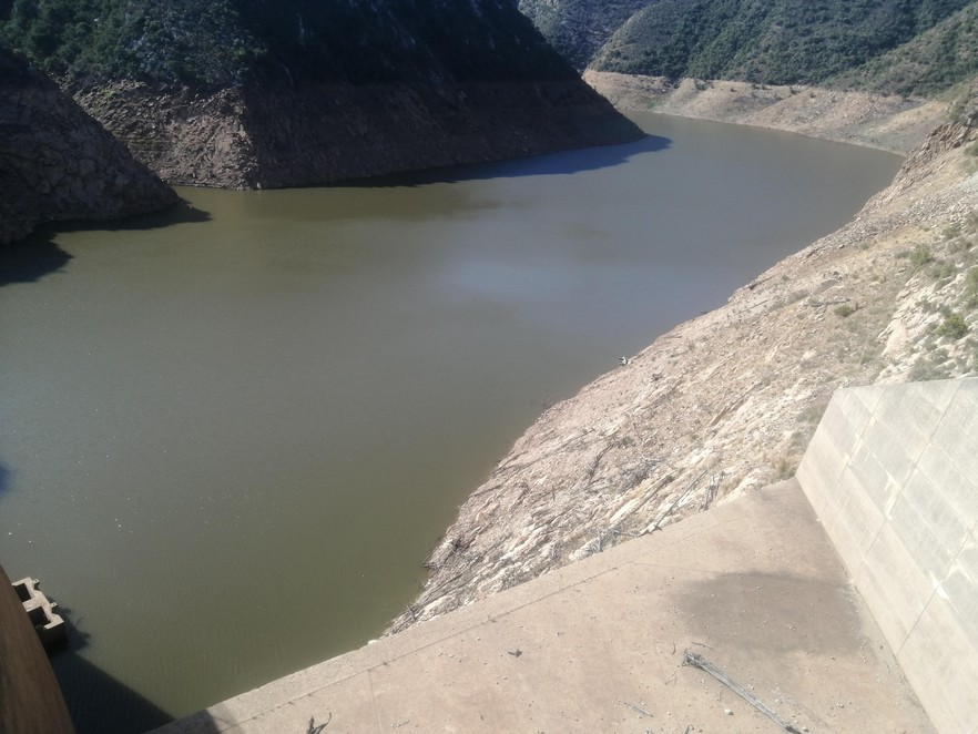 Kouga is the largest dam supplying Nelson Mandela Bay. It is below 9% of its capacity.