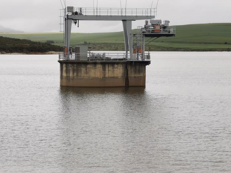 Theewaterskloof Dam in September 2020. Photo: Nathan Geffen