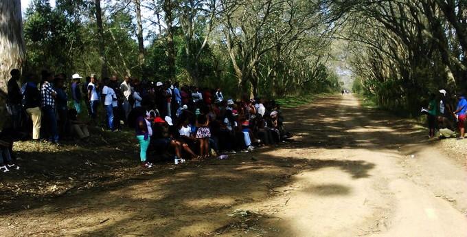 Grants For College >> Student boycott enters sixth week at King Hintsa | GroundUp