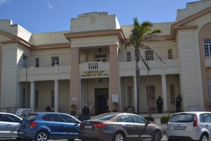 Photo of Fort Hare university