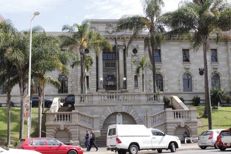Photo of Durban court.
