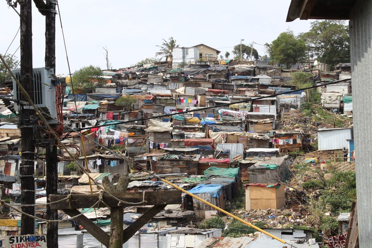 Photo of Foreman Road informal settlement