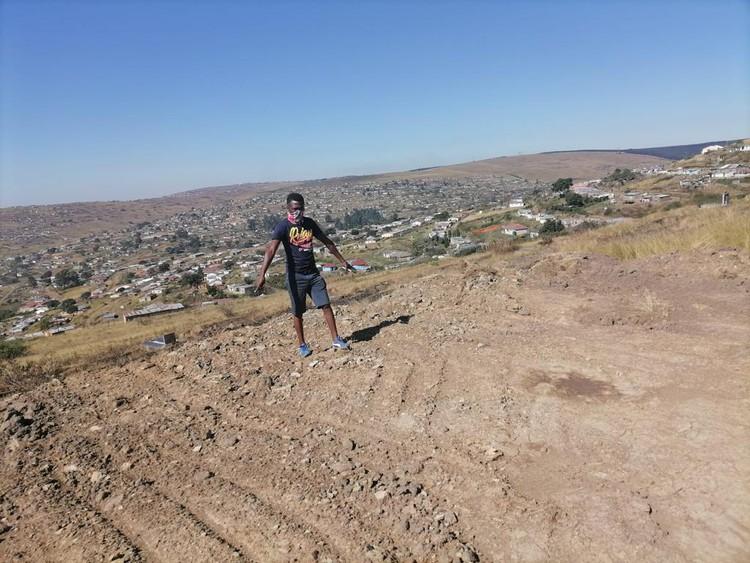 "Graves ""desecrated"" for land occupation in Pietermaritzburg"