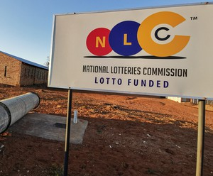 Photo of NLC sign
