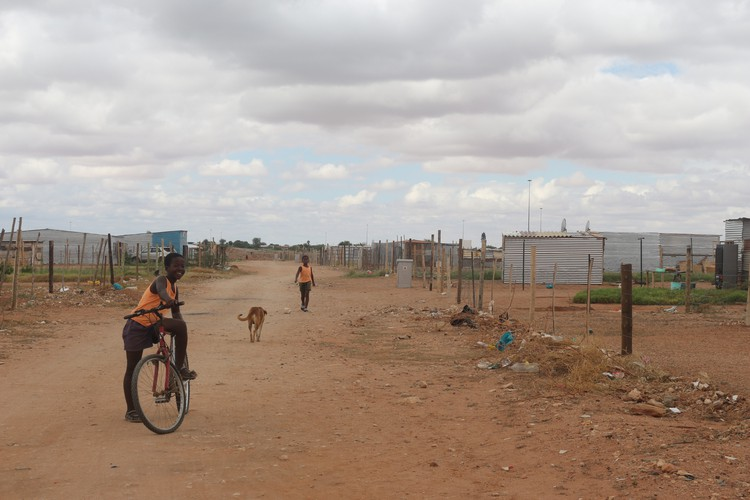 Covid-19: Filthy toilets, no water … fighting the virus in Upington's informal settlements