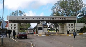 Photo of Fort Hare entrance