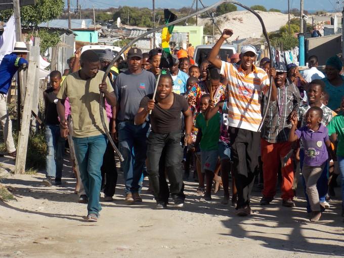 khayelitsha residents close down somali shop
