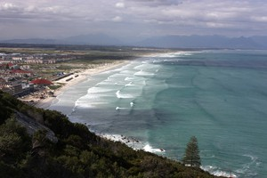 Photo of False Bay beach