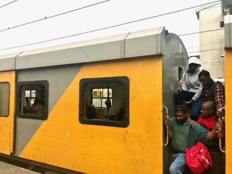 Metrorail driver stoned by angry commuters