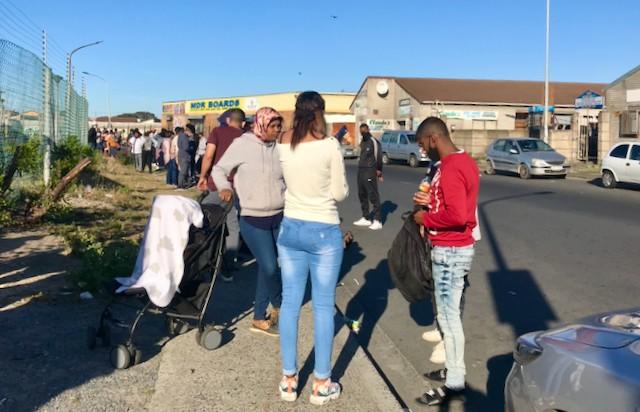Shockingly bad service at Home Affairs as queues begin at 2am