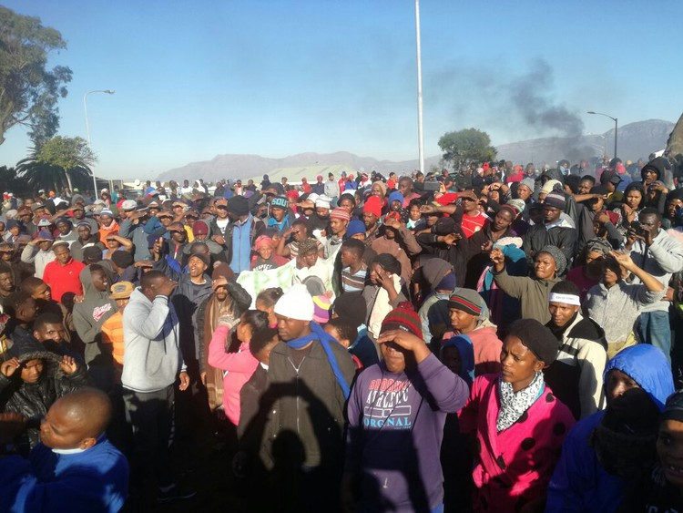 Pelican Park Erupts After Councillor Goes Awol Groundup