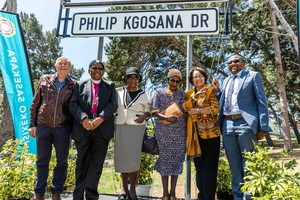 De Waal Drive renamed after Philip Kgosana