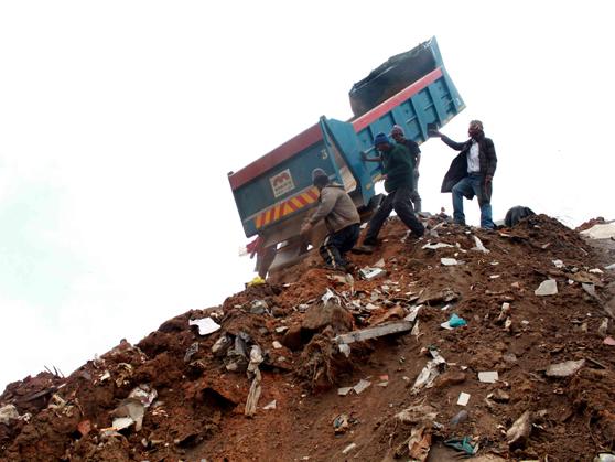 the dump ground essay