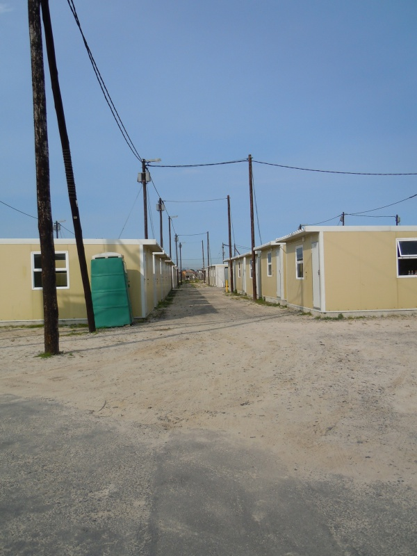 When temporary housing isn't temporary   GroundUp