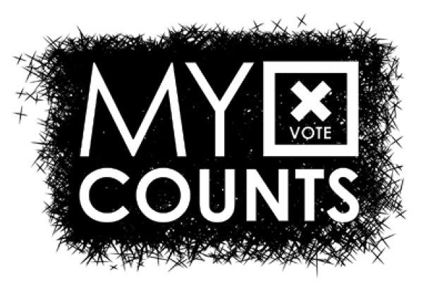 Logo of My Vote Counts