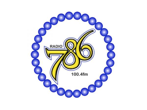 Radio 786 logo.