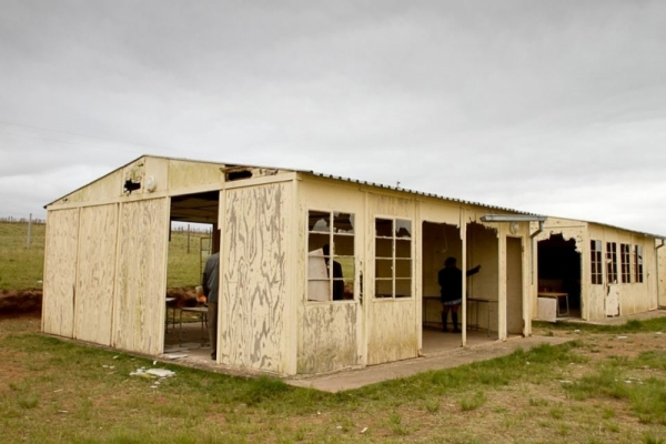 Photo of an Eastern Cape school.