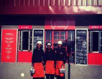 Khayeitsha's Department of Coffee. Photo by Charite Volkwyn.