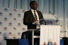 Gauteng MEC for Education, Panyaza Lesufi.
