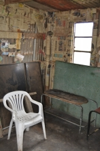 The kitchen at Mahlubini Junior Secondary School near Cofimvaba. Photo by Nombulelo Damba-Hendrik.