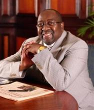 Minister of Finance, Nhlanhla Musa Nene. Photo from Treasury website.