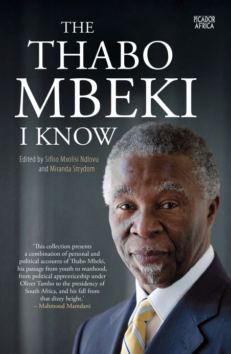 Book Cover Pictures S : Why another book on thabo mbeki groundup