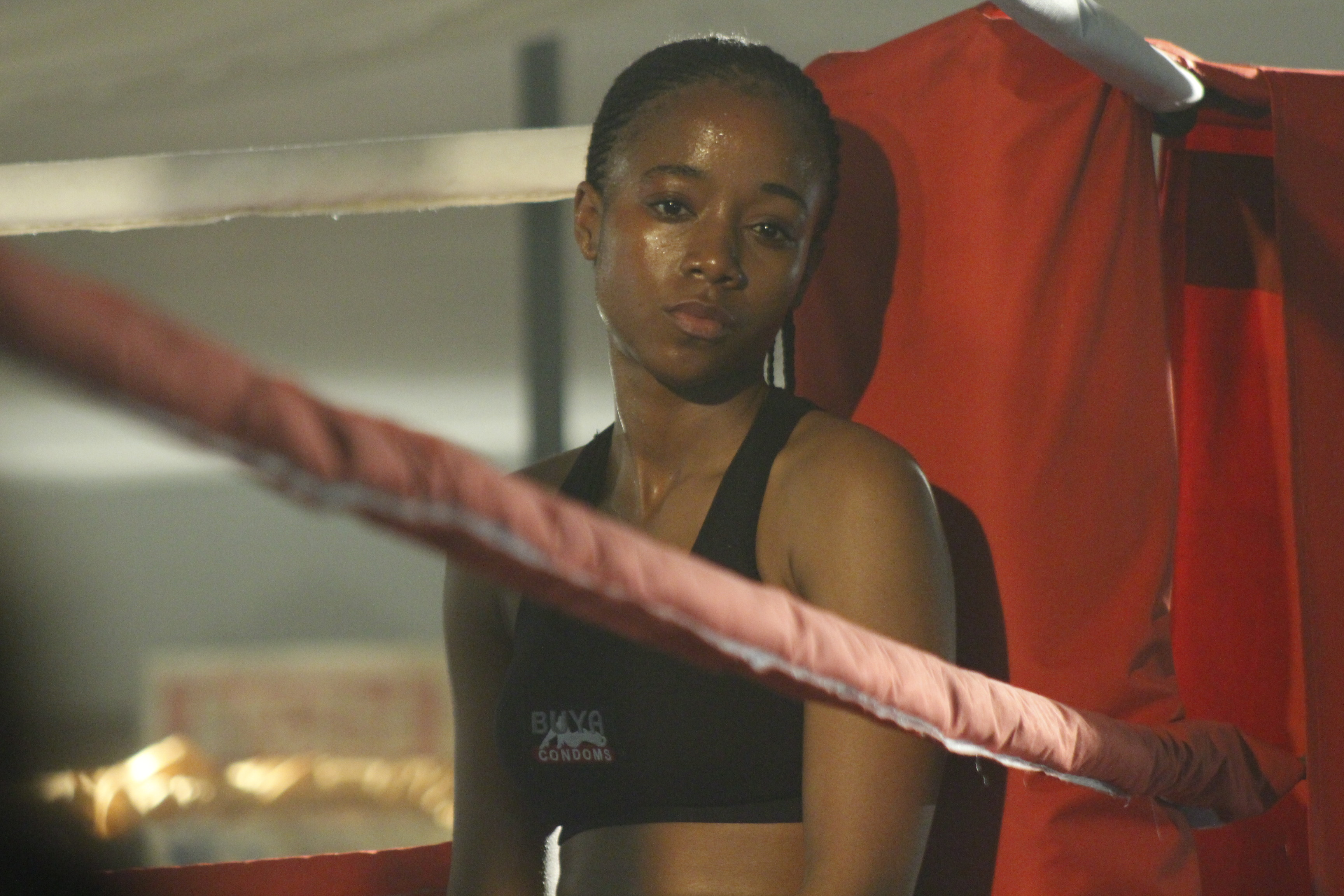 New tv series tells story of woman boxer | GroundUp