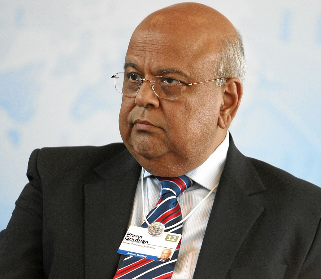 SARS commissioner and Hawks officials accused of plotting to have Gordhan charged