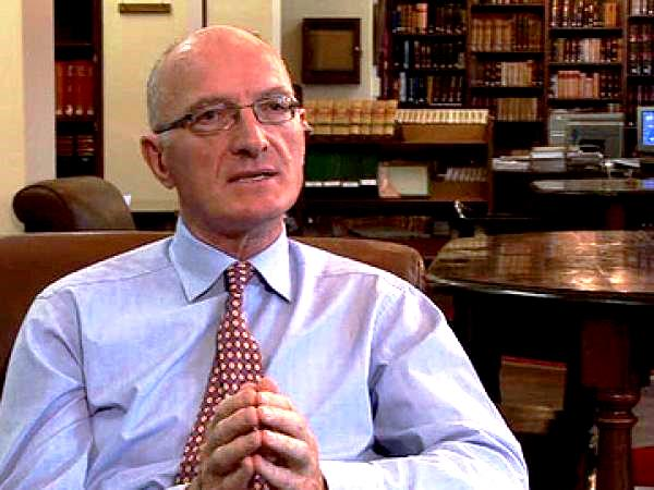 Photo of Edwin Cameron on south african stigma