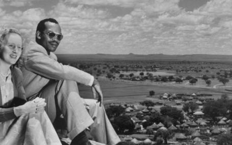 Pula! Botswana at 50: love, race and duty in the struggle