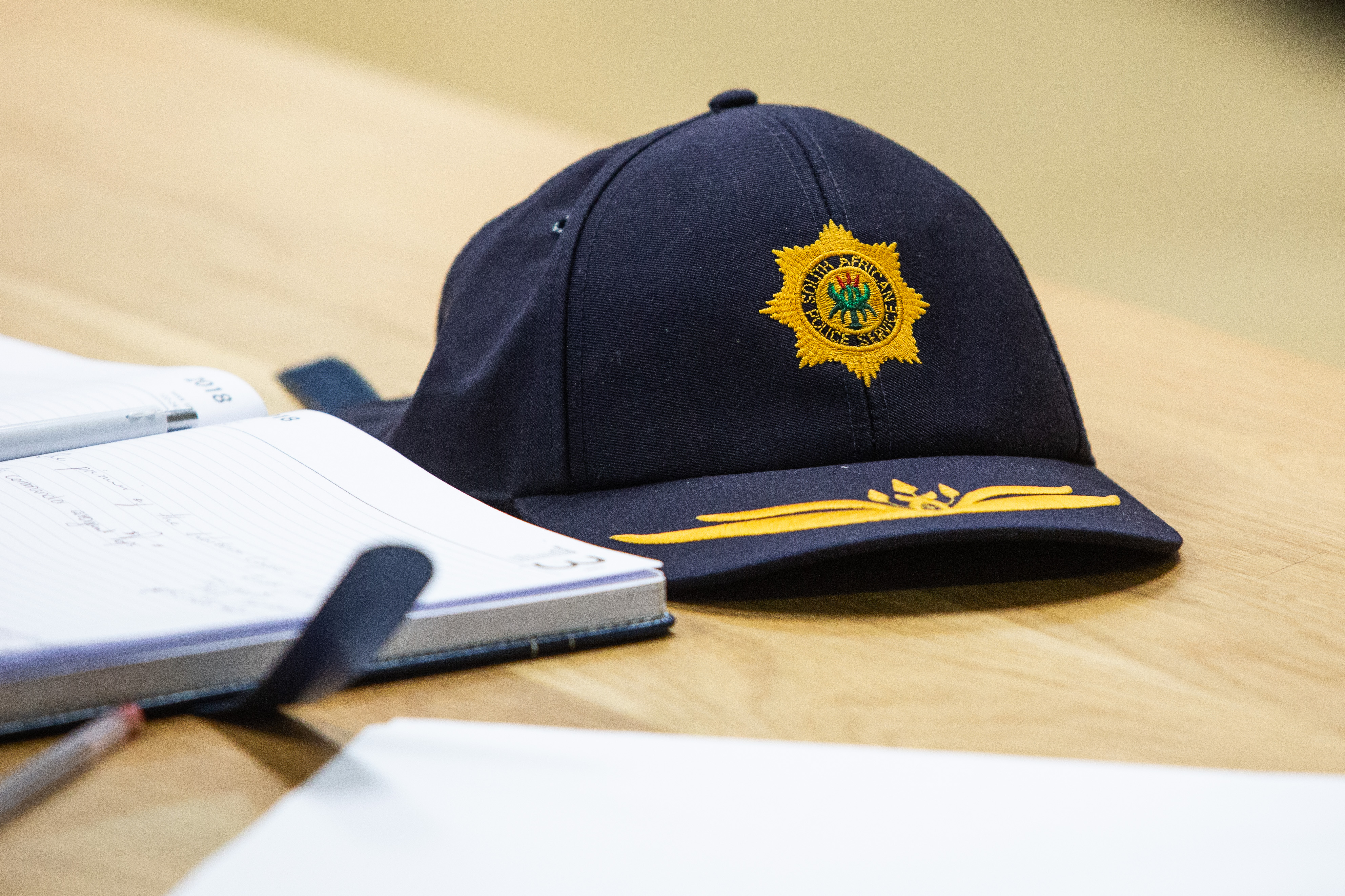 Photo of saps cap.