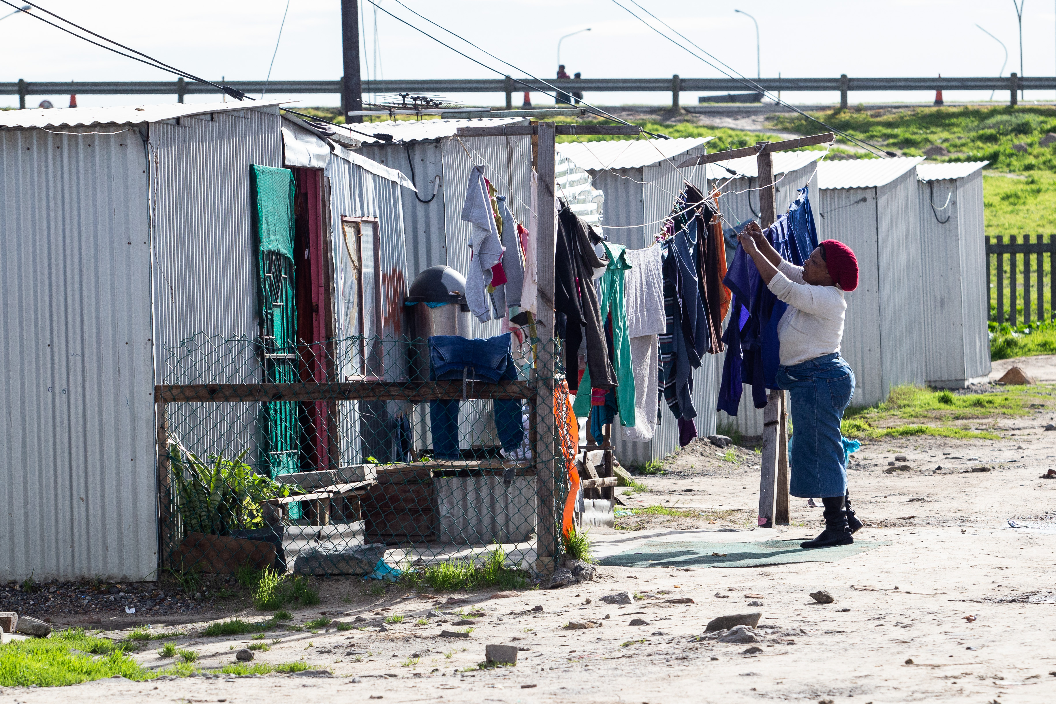 Khayelitsha fire victims still struggling for decent housing   GroundUp